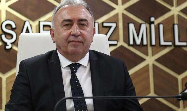 Mehmet Hacıarifoğlu yeniden imar komisyonunda