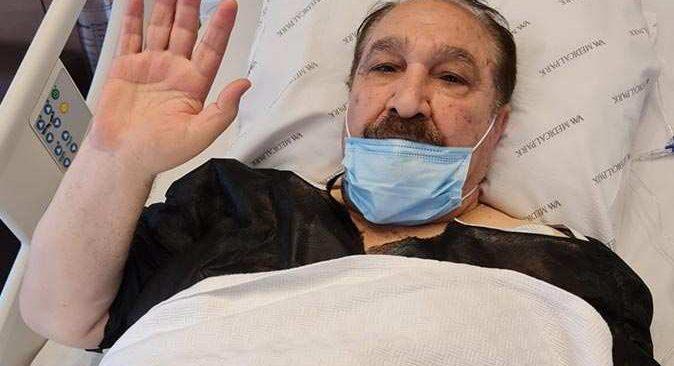 Ünlü Halk Ozanı Hilmi Şahballı muayene için gittiği hastanede ameliyata alındı