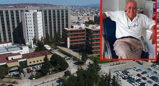 Antalya'da hastanede skandal iddia! 2 kez yataktan düşen covid hastası hayatını kaybetti