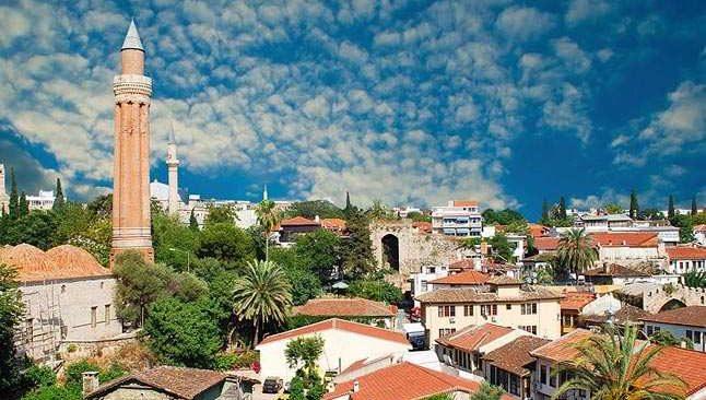 30 Nisan Cuma Antalya'da hava durumu...