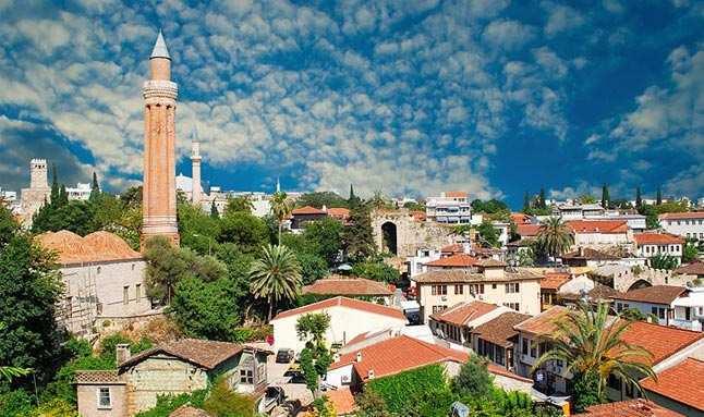 15 Nisan Perşembe Antalya'da hava durumu... Güneşli havaya inanmayın...