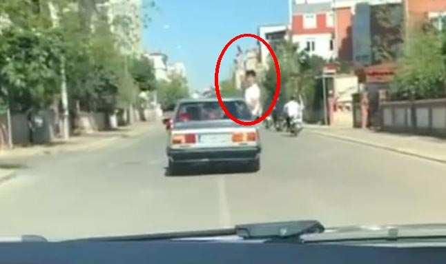 Antalya'da havaya ateş açmıştı! Polis peşini bırakmadı...
