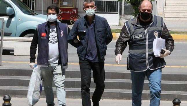 Antalya'da hırsızlık şüphelisi kardeşler yakalandı