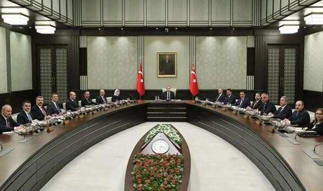 Kabine Toplantısı ne zaman? Kabine Toplantısı hangi gün? Kabine Toplantısı ne zaman yapılıyor?