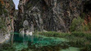 Antalya'nın keşfedilmemiş cenneti: Kapuz Kanyonu