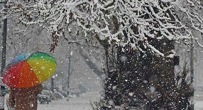 Meteoroloji birçok il için uyardı: Kuvvetli kar yağışı geliyor