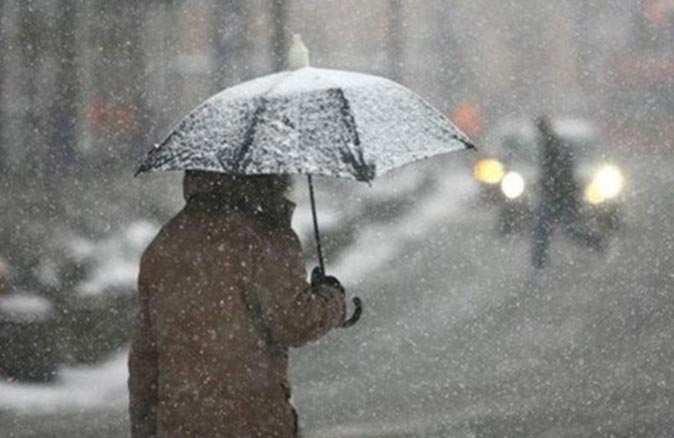 Meteoroloji'den kar, fırtına ve toz taşınımı uyarısı