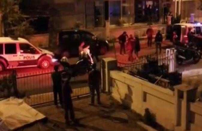 Antalya'da taşlı sopalı kavga! Yaralılar var
