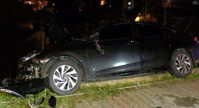 İstanbul'da feci kaza! Polis sürücü olduğunu iddia eden kadına inanmadı