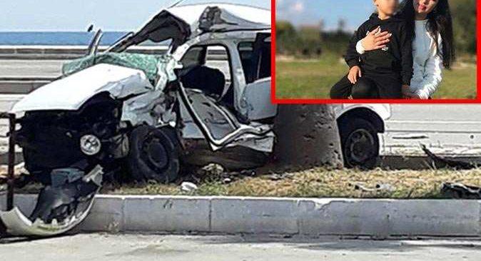 Zeynep Apçin doğum günü alışverişine gitmek isterken kazada hayatını kaybetti