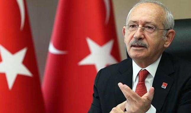 Kılıçdaroğlu'ndan 'fezleke' tepkisi: Hodri meydan