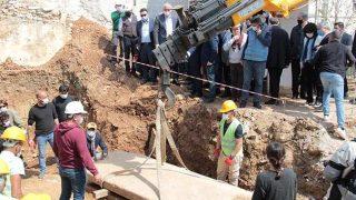 Muğla'da 2 bin 400 yıllık lahit bulundu