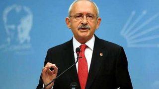 CHP Genel Başkanı Kılıçdaroğlu'dan flaş cumhurbaşkanlığı açıklaması
