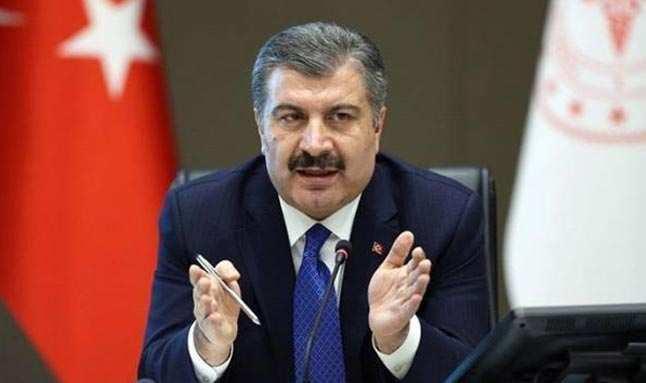 Sağlık Bakanı Koca'dan flaş aşı açıklaması
