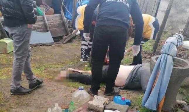 Kırklareli'de korkunç olay! Cesedini temizlikçiler buldu... Adamın ayaklarını köpeklerin yediği belirlendi