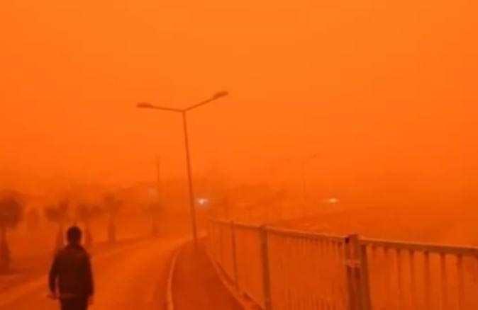 Meteoroloji'den 21 ile toz taşınımı uyarısı