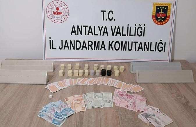 Antalya'da operasyon! 37 bin 702 TL ceza yediler