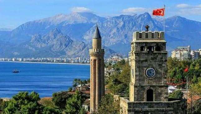 7 Nisan Çarşamba Antalya'da hava durumu... Meteorolojiden fırtına uyarısı!
