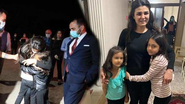 Zor günler geçiren İpek ailesi tatile çıktı