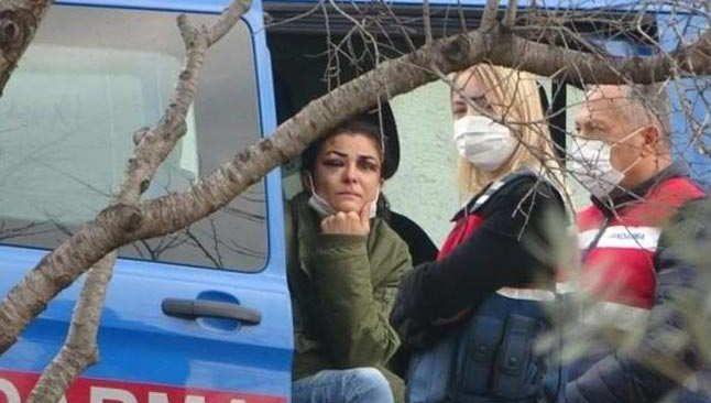 Antalya'da işkenceci eşini öldüren Melek İpek tahliye edildi
