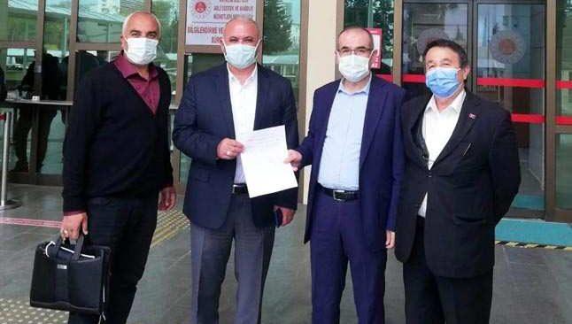 Antalya Memur- Sen'den 104 emekli amirale suç duyurusu
