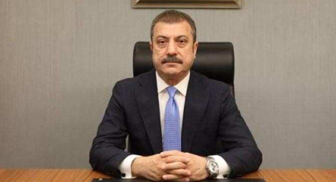 Merkez Başkanı Şahap Kavcıoğlu'ndan 128 milyar dolar açıklaması