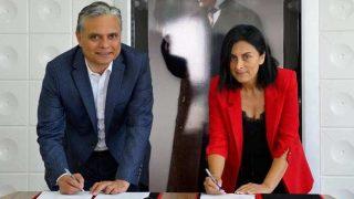 Muratpaşa Belediyesi Başkanı Uysal, çocuk istismarına 'Hayır' protokolünü imzaladı