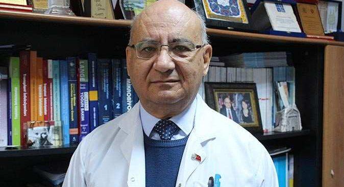Prof. Dr. Ata Nevzat Yalçın'dan 'tam kapanma' önerisi