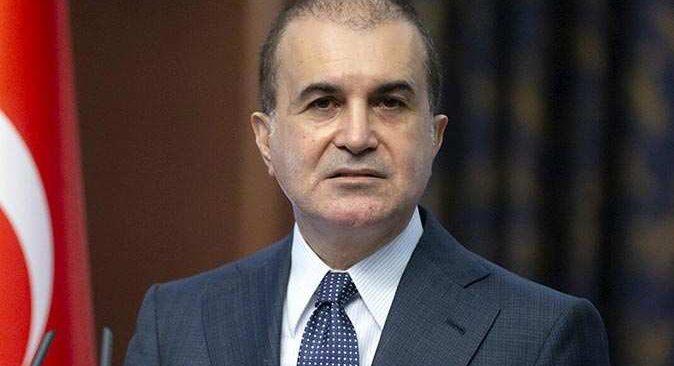 AK Parti Sözcüsü Ömer Çelik: Kendi partilerinin milletvekili onlara en güzel cevabı verdi