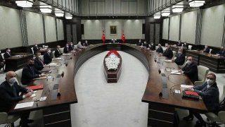 Kiritik Kabine Kurulu Toplantı sona erdi! Tam kapanma olacak mı? Cumhurbaşkanı canlı yayında açıklama yapıyor...