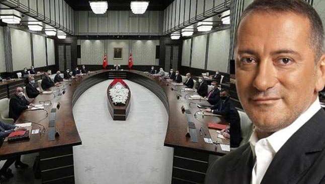 Altaylı'dan yeni bir Kabine iddiası daha: Daha çok isim var, değişiklikler hazirana ertelendi