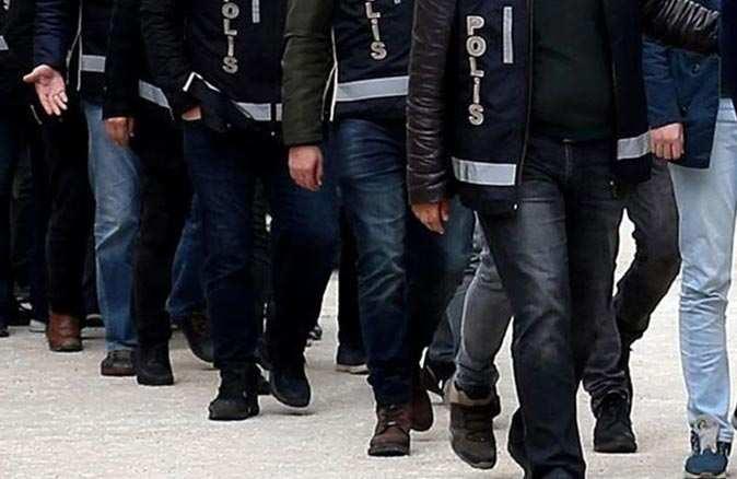 İzmir ve İstanbul merkezli 62 ilde operasyon! 532 kişi hakkında gözaltı kararı