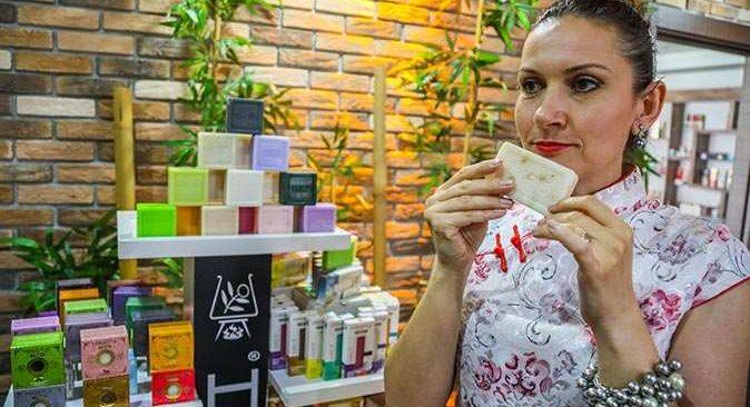Koronavirüs döneminde ellere zarar vermeyen organik sabuna büyük ilgi