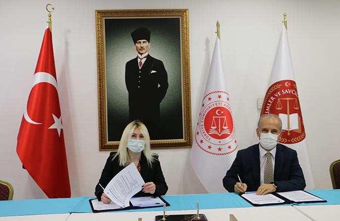 Antalya Cumhuriyet Başsavcılığı ile Akdeniz Üniversitesi arasında eğitim işbirliği