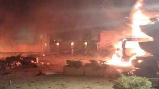 Son Dakika! Pakistan'da patlama: 3 ölü, 11 yaralı