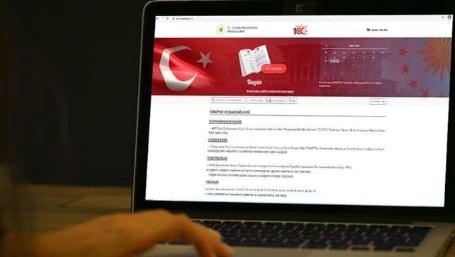 Kamuda mesai saatlerine ilişkin genelge Resmi Gazete'de yayınlandı! İşte çalışma saatleri...