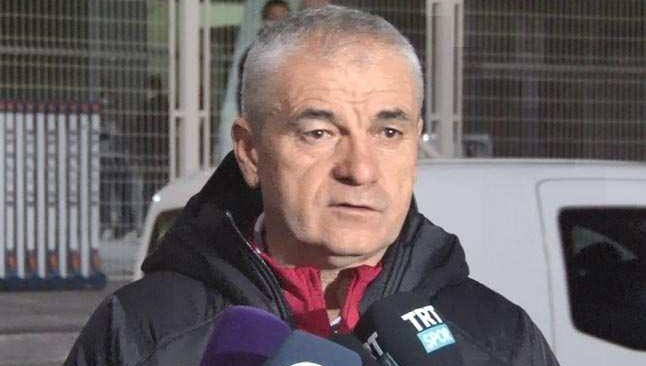Rıza Çalımbay: Beşiktaş'ı yensen ayrı, yenilsen ayrı