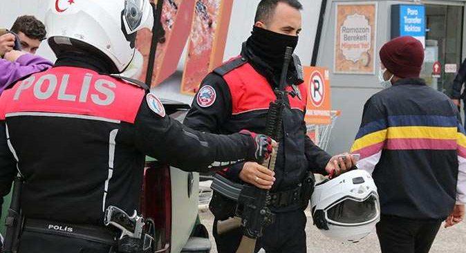 Antalya'da hareketli dakikalar! Polis alarma geçti