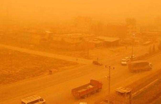 Meteoroloji'den Akdeniz dahil birçok bölge için toz taşınımı uyarısı