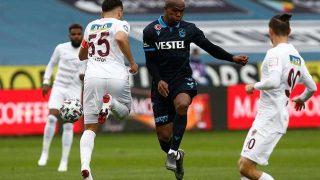 Son dakika... Trabzonspor Hatayspor ile berabere kaldı