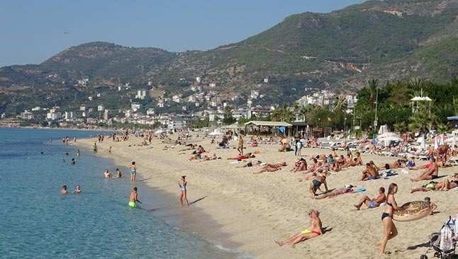Turizmcilerin yeni umudu Ukrayna ve iç pazar