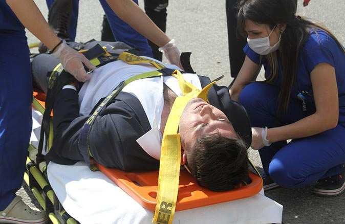 Antalya'da avukat Uğurcan Arslan'a dehşeti yaşattılar