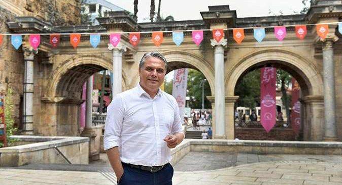 Muratpaşa Belediye Başkanı Ümit Uysal kültür turizmini konuşacak