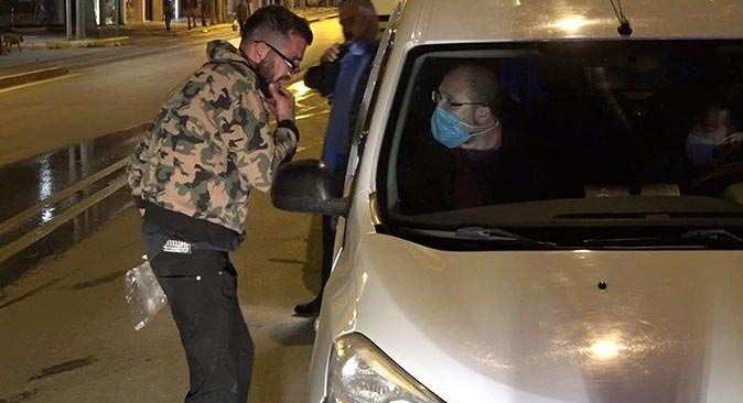 Antalya'da Ürdünlü turist polislere zor anlar yaşattı
