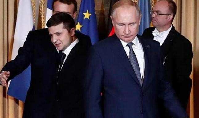 Son dakika! Zelenskiy'den Putin'e flaş çağrı