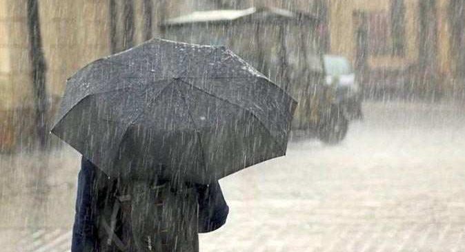 Meteoroloji uyardı! Kuvvetli yağış ve fırtına geliyor
