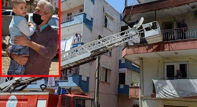 Antalya'da torununu gezmeye çıkardı, döndüğünde hayatının şokunu yaşadı