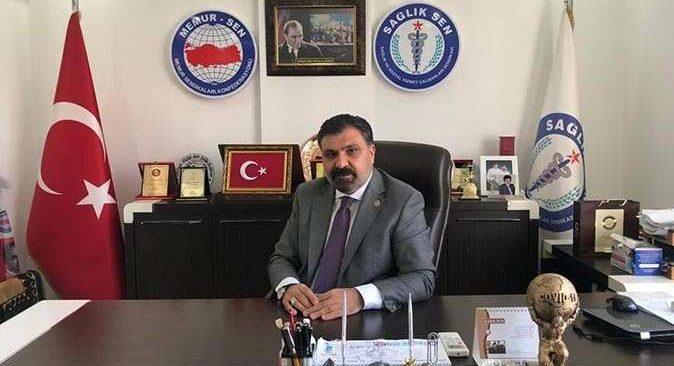 Sağlık-Sen Antalya Şubesi'nden sağlık çalışanlarının maaşına zam talebi