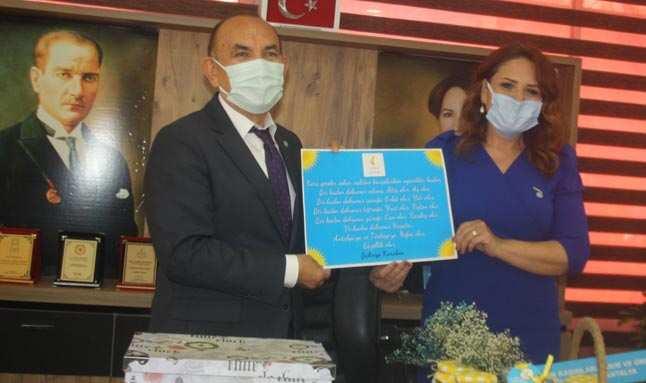 Güneşin Kadınları Girişim ve Üretim Kooperatifi'nin 11'incisi Antalya'da kuruldu