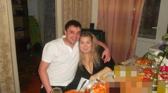 100 kilo ağırlığındaki kadın, yüzüne oturduğu kocasının sonunu getirdi